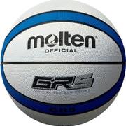 BGR5WB [バスケットボール5号球 GR5 ホワイト×ブルー BGR5WB]