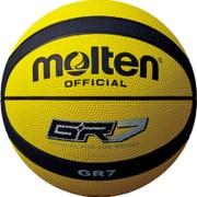 BGR7YK [バスケットボールボール GR7 黄/黒 7号]