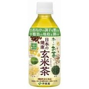 お~いお茶 日本の健康 玄米茶 PETボトル 350ml×24本 [お茶 機能性表示食品]