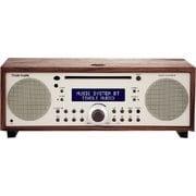 Tivoli Music System BT Classic Walnut/Beige [Bluetoothワイヤレス技術搭載 AM/FM ステレオラジオ スピーカー]
