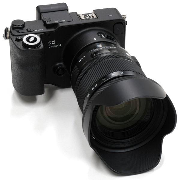 sd Quattro H [24-105mm F4 DG レンズキット]