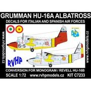 1/72 エアクラフト改造パーツセット HU-16A アルバトロス (イタリア、スペイン) [プラモデル]