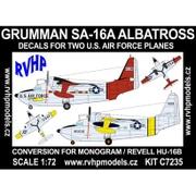 1/72 エアクラフト改造パーツセット SA-16A アルバトロス (アメリカ空軍) [プラモデル]