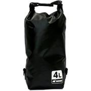 AM-BDB-BK04 [防水バッグ Dry Bag 4L ブラック]