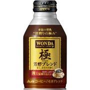 ワンダ 極芳醇ブレンド ボトル缶 260g×24本 [コーヒー]