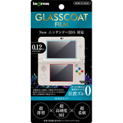 IN-N3DSFT/T12 [New3DS用 保護フィルム ガラスコート]
