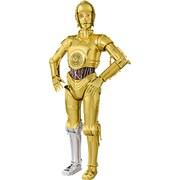 S.H.Figuarts(フィギュアーツ) C-3PO (A NEW HOPE) [STAR WARS(スター・ウォーズ) 全高約155mm 塗装済可動フィギュア]
