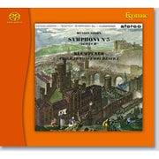 ESSW-90159 メンデルスゾーン:交響曲第3番(スコットランド) シューマン:交響曲第3番(ライン) オットー・クレンペラー(指揮) フィルハーモニア管弦楽団 他 [SACDソフト]