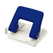 BP-20-B [小型パンチ 2穴式 穿孔能力20枚 ブルー]