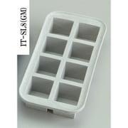 IT-SL88 ラージ キューブス グレーマーブル [製氷皿]