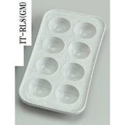 IT-RL88 ラージ ドームス グレーマーブル [製氷皿]