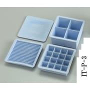 IT-P-3 パーティ グレーマーブル [製氷皿]