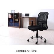 MHG-69A(BK) [ミドル爽快メッシュチェア]