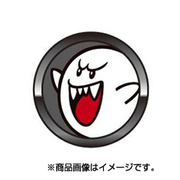 アルミボタンシール 指紋認証対応 スーパーマリオ03 テレサ [キャラクターグッズ]