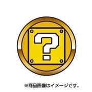アルミボタンシール 指紋認証対応 スーパーマリオ04 ハテナブロック [キャラクターグッズ]