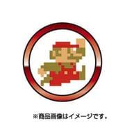 アルミボタンシール 指紋認証対応 スーパーマリオブラザーズ 01 ホワイト [キャラクターグッズ]