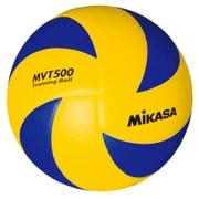 MVT500 [バレーボール トレーニング5号 500g ブルー/イエロー]