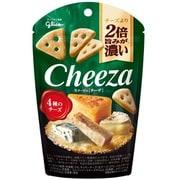 生チーズのチーザ 4種のチーズ 40g [スナック]