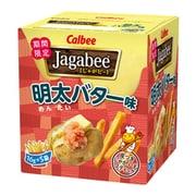 Jagabee 明太バター味 80g(16g×5袋入) [菓子]