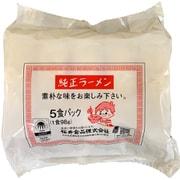 純正らーめん 500g [5食パック(1食100g)]