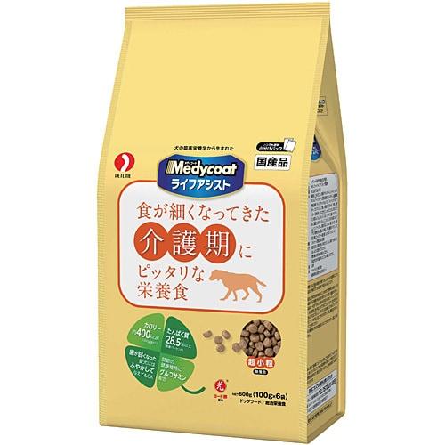 ライフアシスト 介護期用 600g [ドッグフード 総合栄養食 成犬期用]
