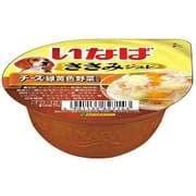 ささみジュレ チーズ・緑黄色野菜入り 65g [ドッグフード]