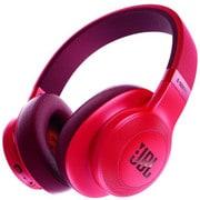 JBL E55BT RED [Bluetooth対応 オーバーイヤーヘッドホン レッド]