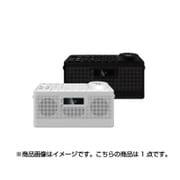DTR-S10BK [FMワイドラジオ付テレビリモコンお手元スピーカー]