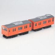 11484 [Bトレインショーティー 103系体質改善30N車 大阪環状線(オレンジ) 2両入り]
