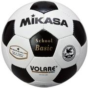 SVC402SBC-WBK [サッカーボール 検定球4号 ホワイト/ブラック]