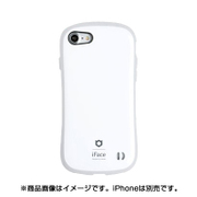 iFace First Class Pastel [iPhone 8/7用ケース ホワイト/グレー]