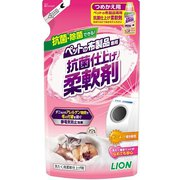 ペットの布製品専用抗菌仕上柔軟剤 つめかえ用 [300g]