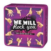 ウィ・ウィル・ロック・ユー 日本語版 [カードゲーム]
