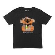 スーパーマリオ Tシャツ マリオメーカー BK L [キャラクターグッズ]