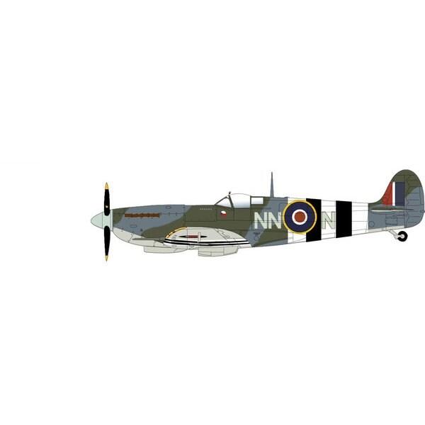 HA8316 [1/48 スピットファイア MK.IXe イギリス空軍 310飛行隊]