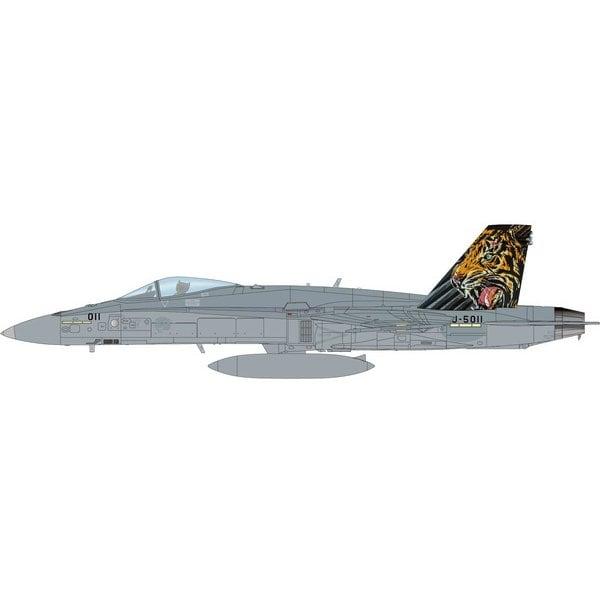 HA3536 [1/72 F/A-18C ホーネット スイス空軍 タイガーミート・2016]