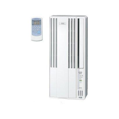 CW-A1617 WS [ウィンドエアコン 冷房専用タイプ 50Hz:4~6畳/60Hz:4.5~7畳 単相100V対応 Aシリーズ シェルホワイト]