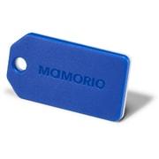 MAMORIO(マモリオ) ブルー [落とし物防止タグ Bluetooth対応]
