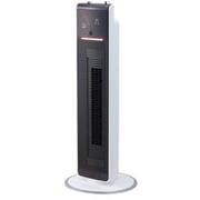 KHF-1270-W [HOT&COOL リモコン付き タワーファン DCモーター]