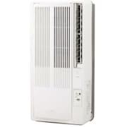 KAW-1672-W [窓用エアコン 冷房除湿専用 木造和室(50/60Hz)4/4.5畳 鉄筋洋室(50/60Hz)6/7畳 ホワイト]