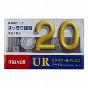 UR-20M [カセットテープ 20分 1巻]