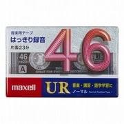UR-46M [カセットテープ 46分 1巻]