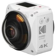 4KVR360 [アクションカメラ PIXPRO 360°VR CAMERA]
