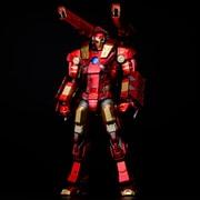 #11 MODULAR IRONMAN W/Plasma Cannon & Vibroblade [アイアンマン 全高約180mm 塗装済みアクションフィギュア]