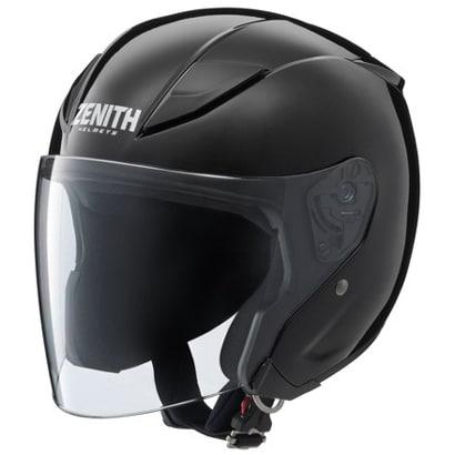 YJ-20 ゼニス メタルブラック-M [ジェットヘルメット SG規格]