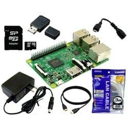 RASPi3-RGL [Raspberry Pi 3 スターターセット/レギュラー]
