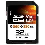 SD2U3-32G [UHS-II スピードクラス3対応 SDメモリーカード 32GB]