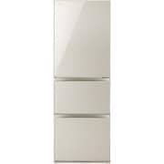 GR-K36SXV(EC) [VEGETA(ベジータ) 冷凍冷蔵庫 (363L・右開き) 3ドア サテンゴールド]