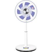 YLX-ED302-MA [DCリビング扇風機 リモコン付き メタリックブルー]