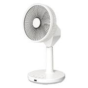 MX-C20-W [DCリビング扇風機 リモコン付き ホワイト]